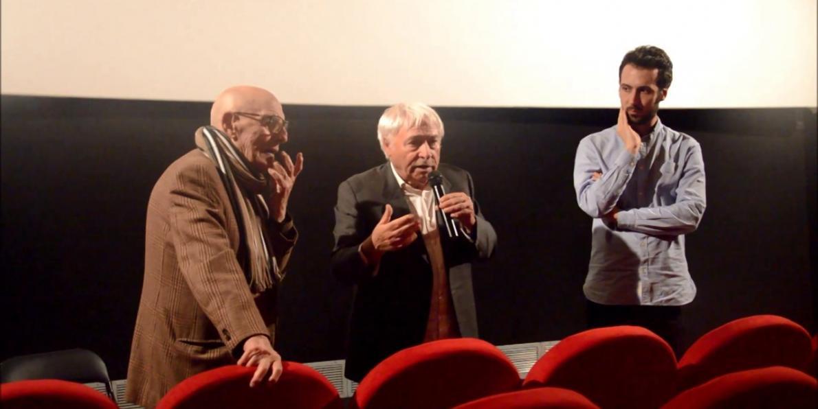 """Luciano Tovoli e il piano sequenza di """"Professione: reporter"""""""