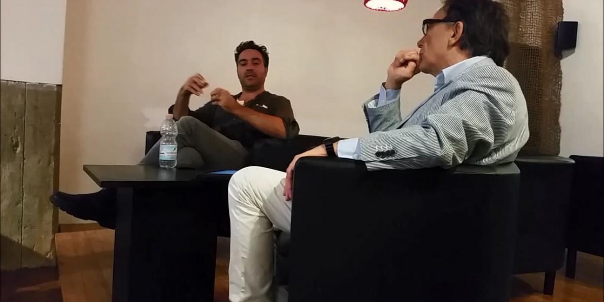 Incontro con Saverio Costanzo