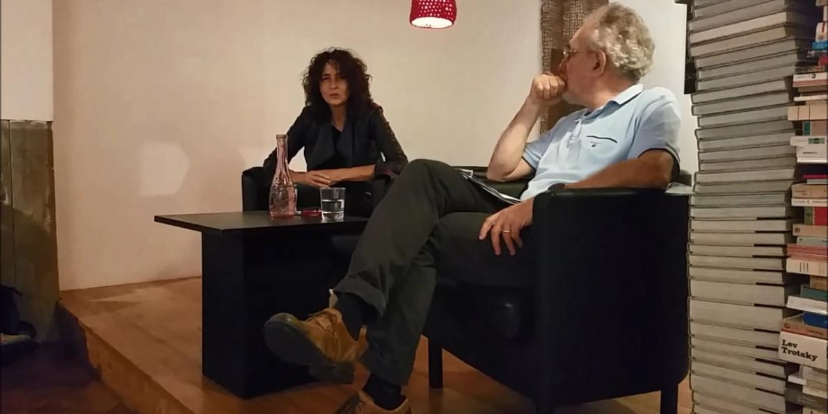 Incontro con Eleonora Danco